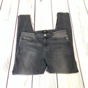 Hudson ankle NICO MIDRISE SUPER SKINNY jeans